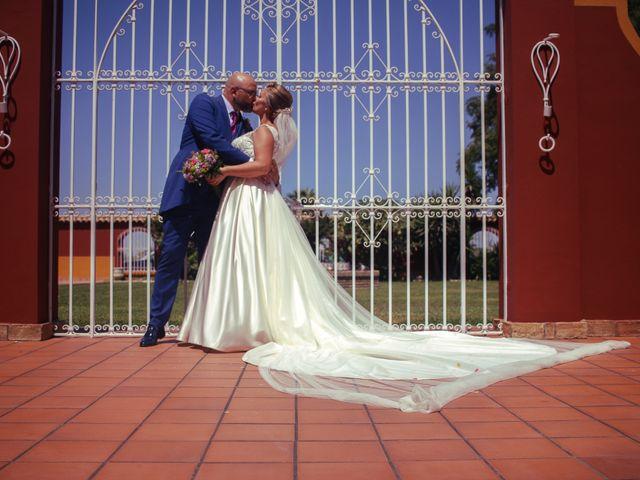 La boda de Oscar y Pilar en Brenes, Sevilla 29