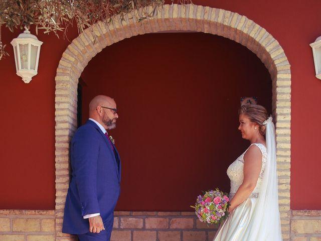 La boda de Oscar y Pilar en Brenes, Sevilla 31