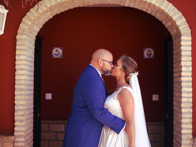 La boda de Pilar y Oscar