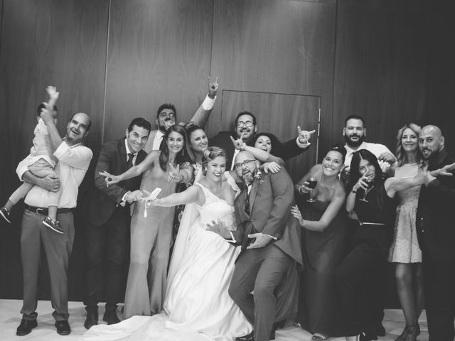 La boda de Oscar y Pilar en Brenes, Sevilla 33