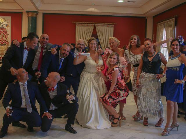 La boda de Oscar y Pilar en Brenes, Sevilla 34
