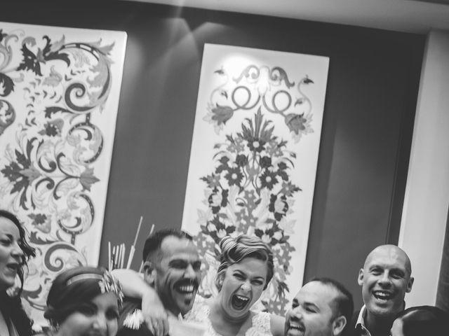 La boda de Oscar y Pilar en Brenes, Sevilla 35