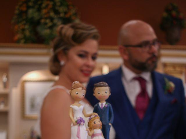 La boda de Oscar y Pilar en Brenes, Sevilla 40