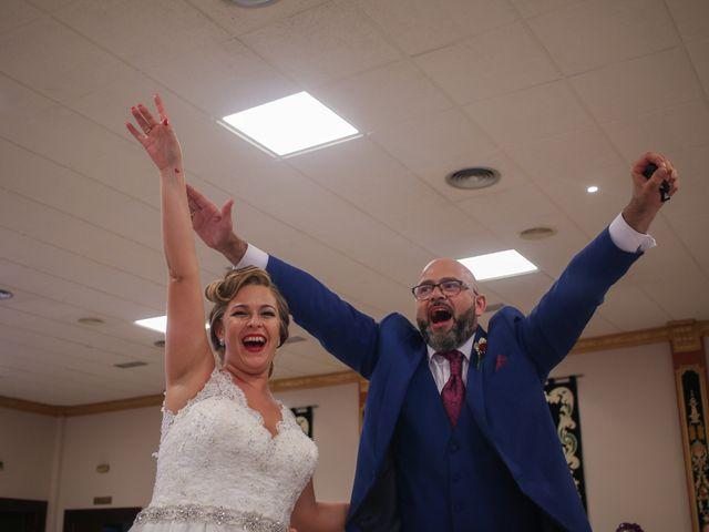 La boda de Oscar y Pilar en Brenes, Sevilla 42