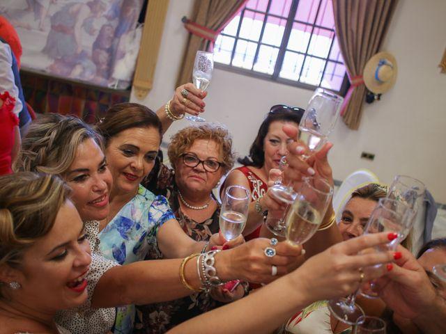 La boda de Oscar y Pilar en Brenes, Sevilla 43