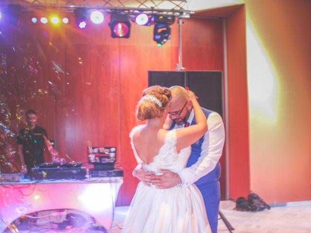 La boda de Oscar y Pilar en Brenes, Sevilla 44