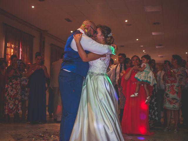 La boda de Oscar y Pilar en Brenes, Sevilla 45