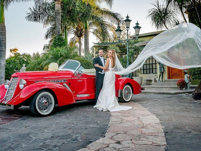 La boda de Alex y Armanda en Torremocha Del Jarama, Madrid 12
