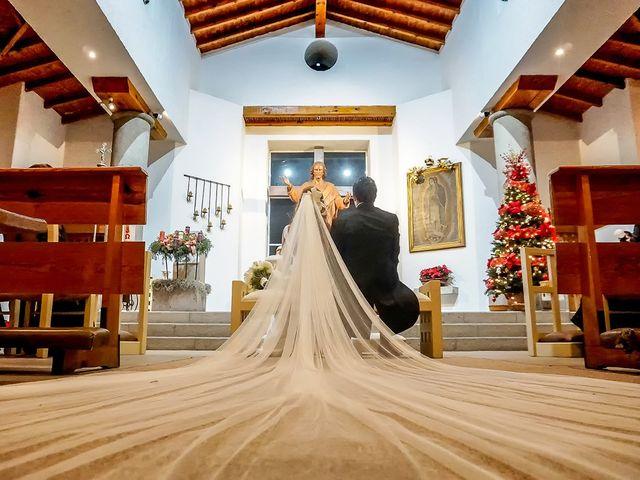 La boda de Armanda y Alex