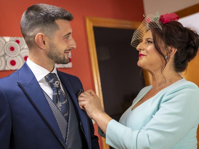 La boda de Alberto y Sukina en Otura, Granada 3