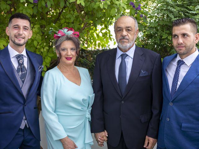La boda de Alberto y Sukina en Otura, Granada 4