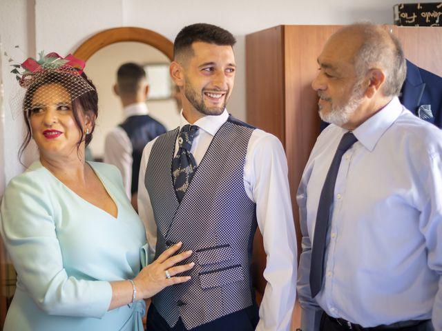 La boda de Alberto y Sukina en Otura, Granada 6