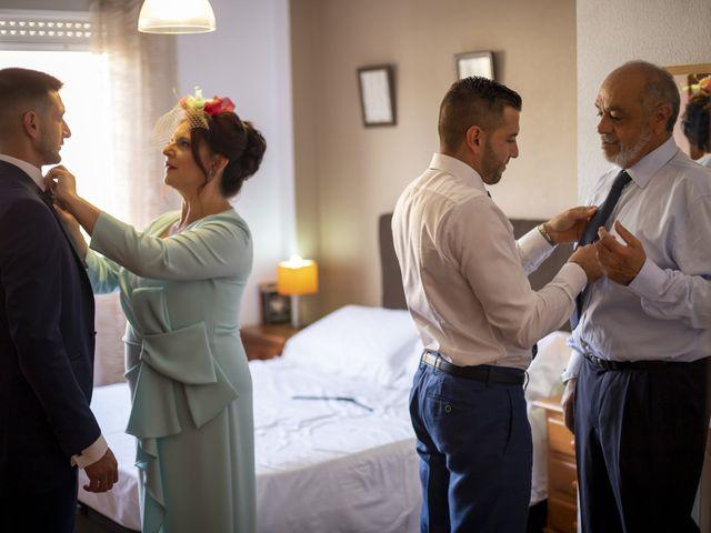 La boda de Alberto y Sukina en Otura, Granada 8