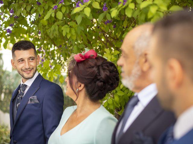 La boda de Alberto y Sukina en Otura, Granada 9