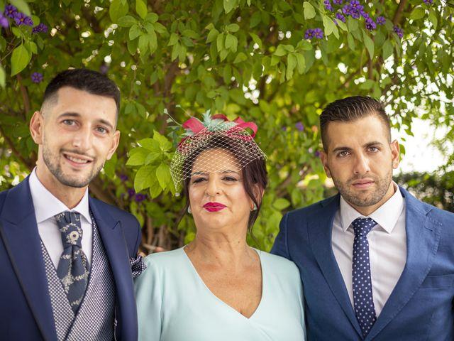 La boda de Alberto y Sukina en Otura, Granada 11