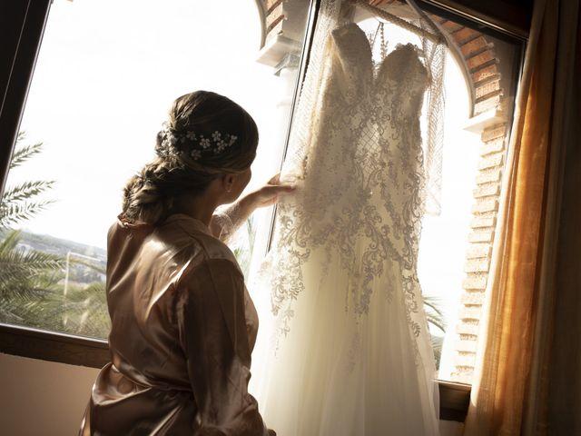 La boda de Alberto y Sukina en Otura, Granada 12