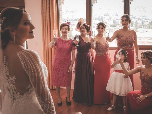 La boda de Alberto y Sukina en Otura, Granada 16
