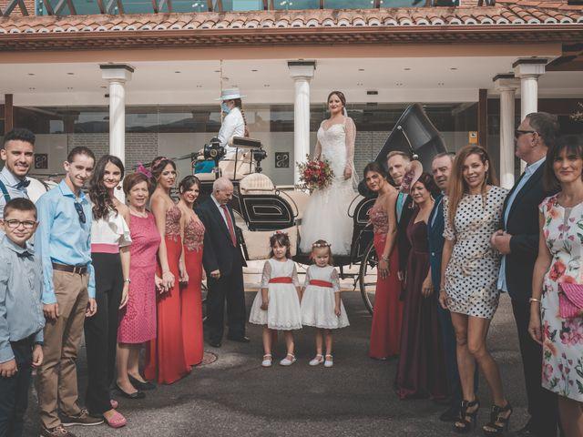 La boda de Alberto y Sukina en Otura, Granada 17