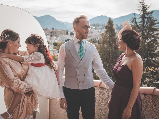 La boda de Alberto y Sukina en Otura, Granada 18