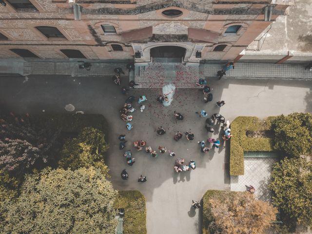 La boda de Alberto y Sukina en Otura, Granada 22