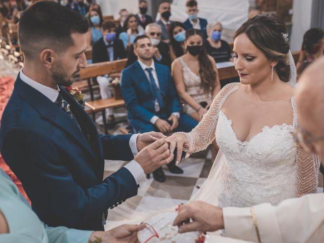 La boda de Alberto y Sukina en Otura, Granada 28