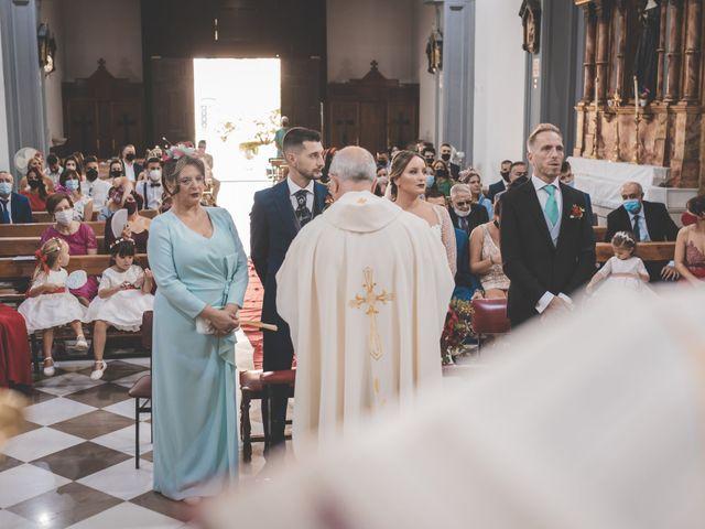 La boda de Alberto y Sukina en Otura, Granada 29