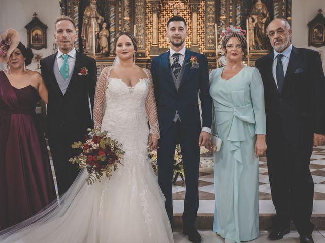 La boda de Alberto y Sukina en Otura, Granada 32