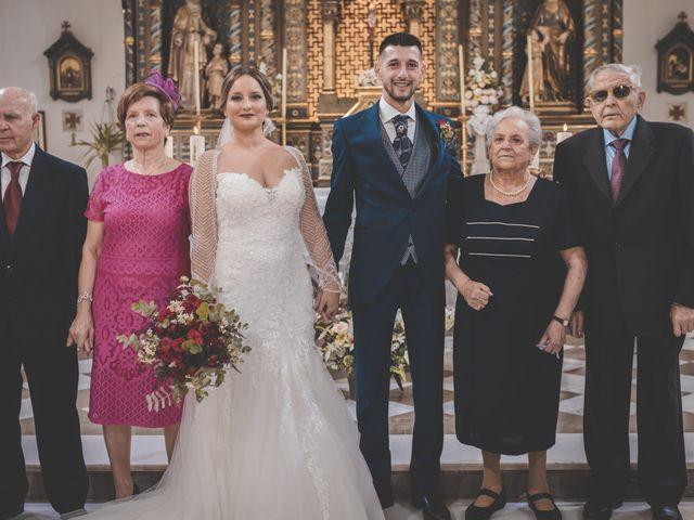 La boda de Alberto y Sukina en Otura, Granada 33