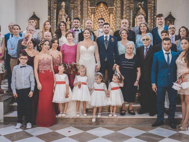 La boda de Alberto y Sukina en Otura, Granada 35