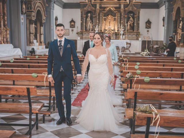 La boda de Alberto y Sukina en Otura, Granada 36