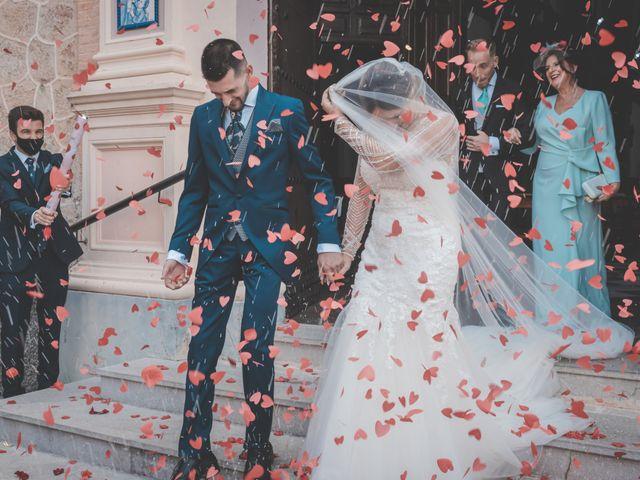 La boda de Alberto y Sukina en Otura, Granada 37