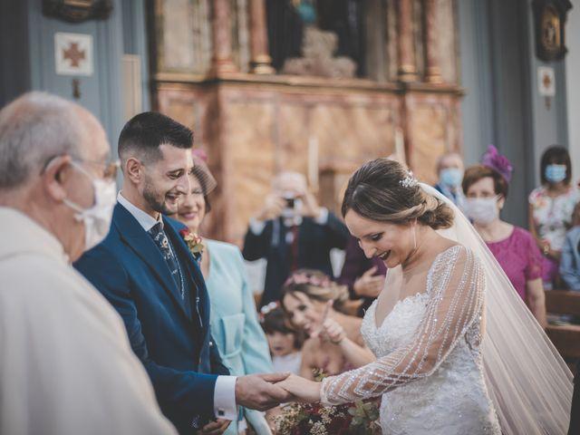 La boda de Alberto y Sukina en Otura, Granada 38