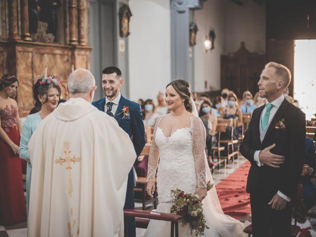 La boda de Alberto y Sukina en Otura, Granada 41