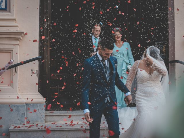 La boda de Alberto y Sukina en Otura, Granada 43