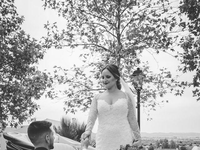 La boda de Alberto y Sukina en Otura, Granada 45