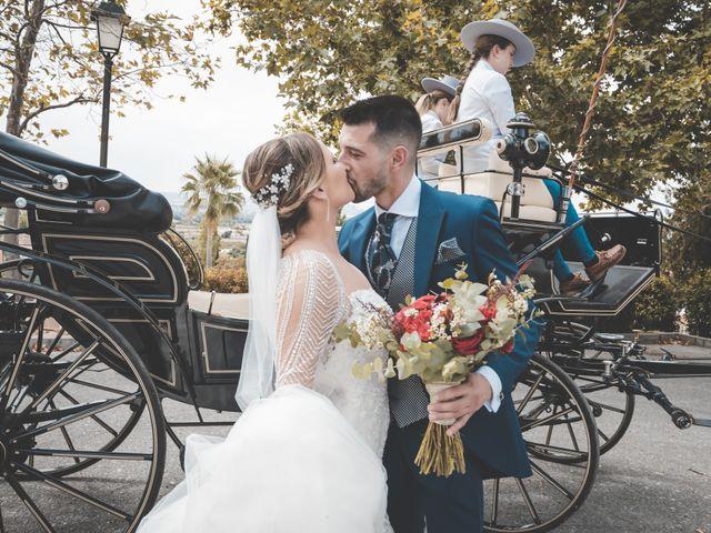 La boda de Alberto y Sukina en Otura, Granada 46