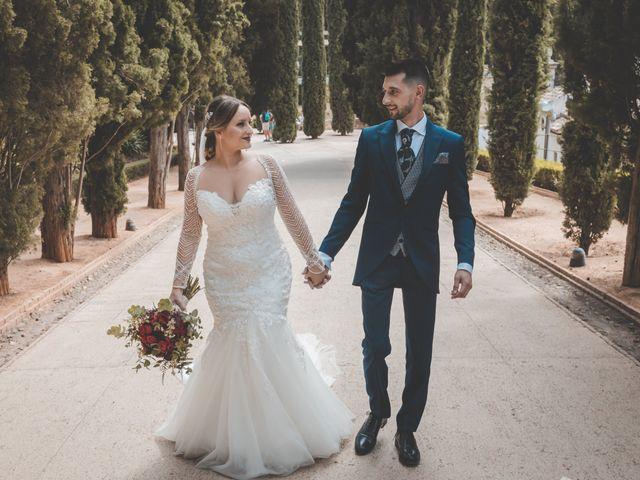 La boda de Alberto y Sukina en Otura, Granada 47