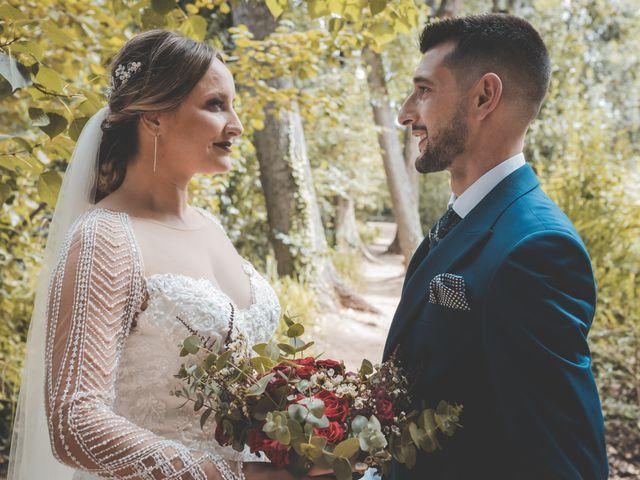 La boda de Alberto y Sukina en Otura, Granada 48