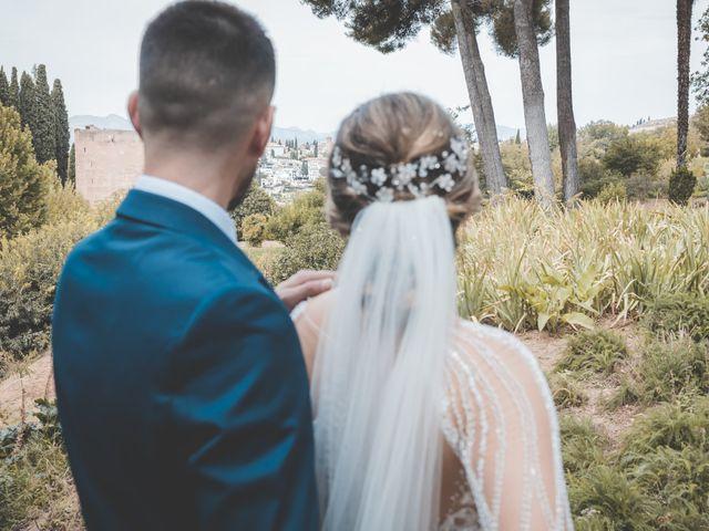 La boda de Alberto y Sukina en Otura, Granada 52