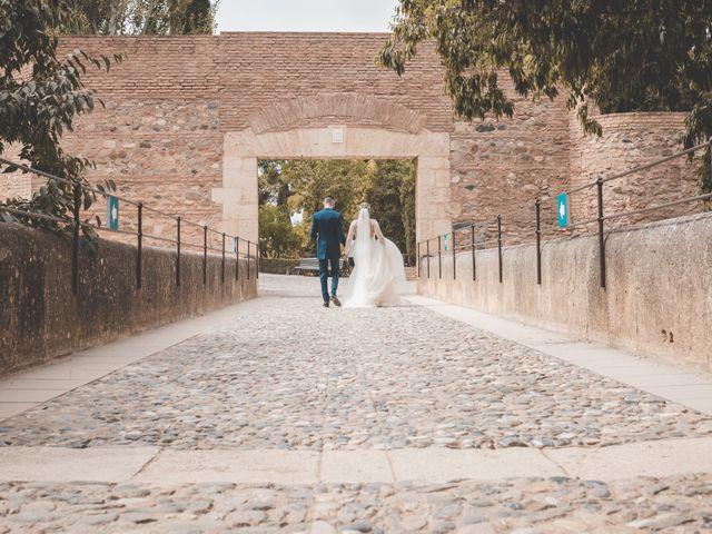 La boda de Alberto y Sukina en Otura, Granada 53