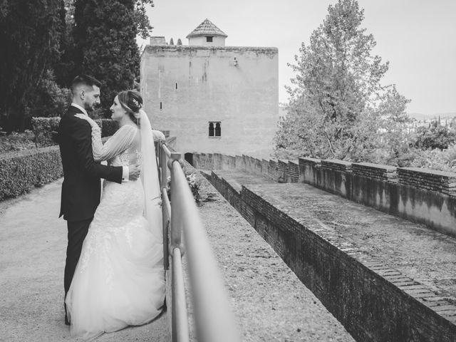 La boda de Alberto y Sukina en Otura, Granada 54