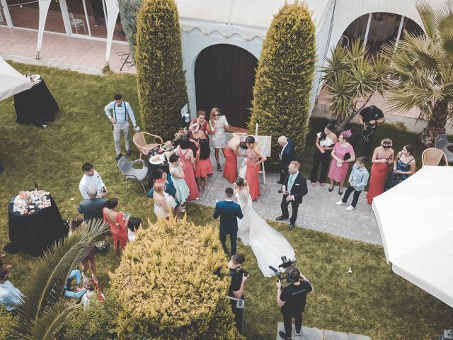 La boda de Alberto y Sukina en Otura, Granada 56