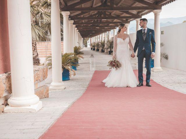 La boda de Alberto y Sukina en Otura, Granada 58