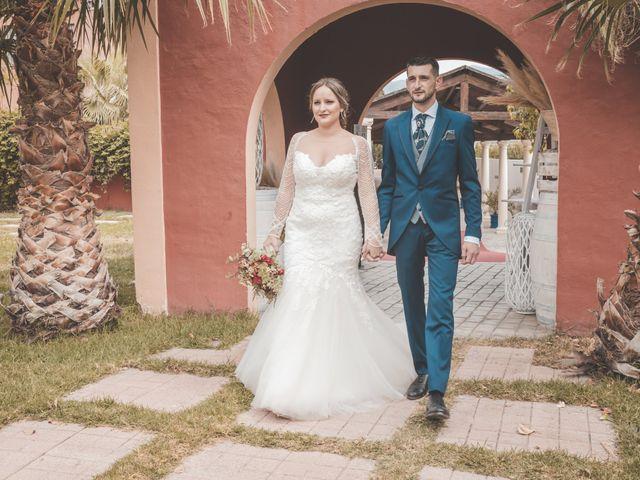 La boda de Alberto y Sukina en Otura, Granada 59