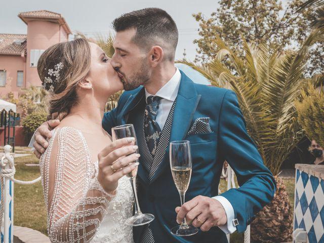 La boda de Alberto y Sukina en Otura, Granada 60