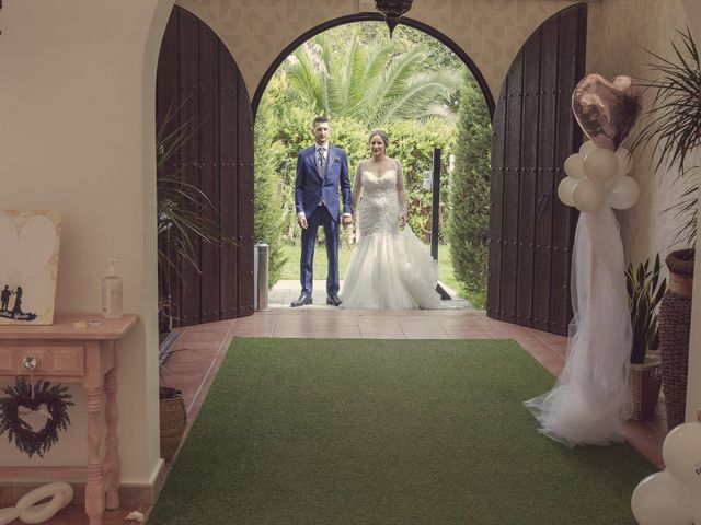 La boda de Alberto y Sukina en Otura, Granada 61