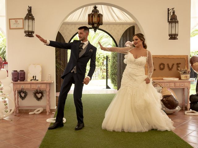 La boda de Alberto y Sukina en Otura, Granada 62