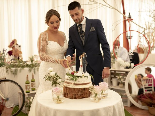 La boda de Alberto y Sukina en Otura, Granada 66