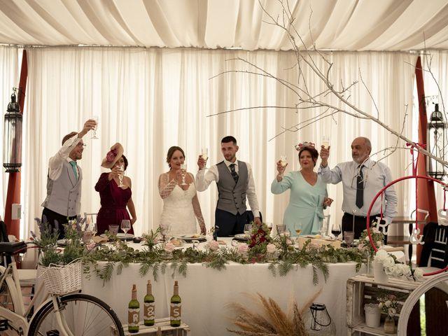 La boda de Alberto y Sukina en Otura, Granada 67