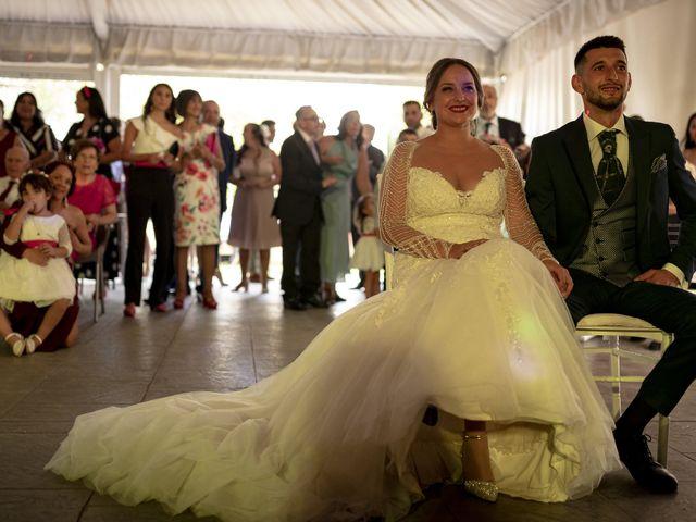 La boda de Alberto y Sukina en Otura, Granada 68